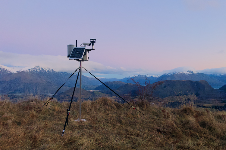 Portable Weather Stations