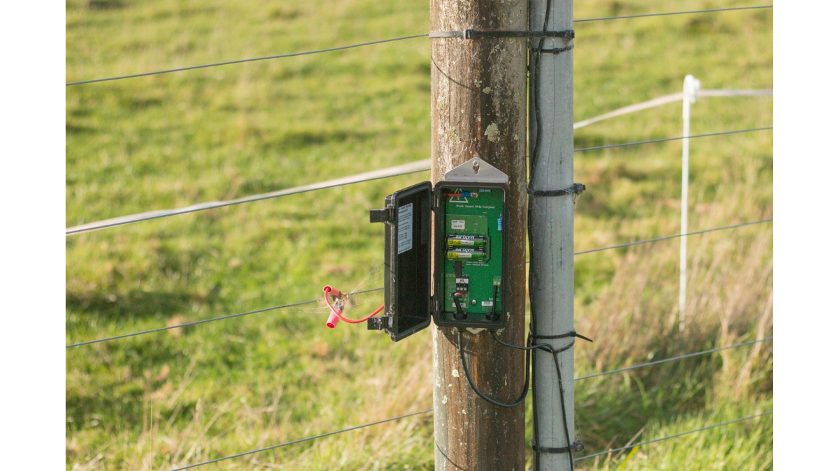 Micro can work with Electric Fence Monitor
