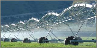 Harvest Irrigation Monitors