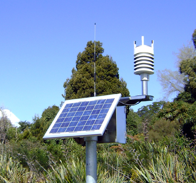 Harvest Industrial Weather Stations